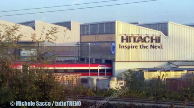 4 novembre 2015, ore 16.00: AnsaldoBreda diventa Hitachi
