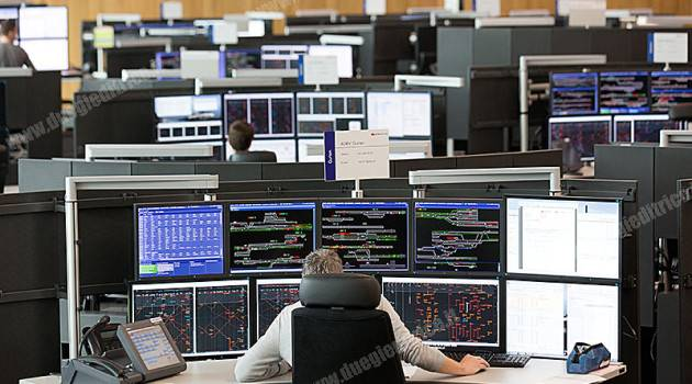 SBB: Gestita da Olten la circolazione in 190 stazioni