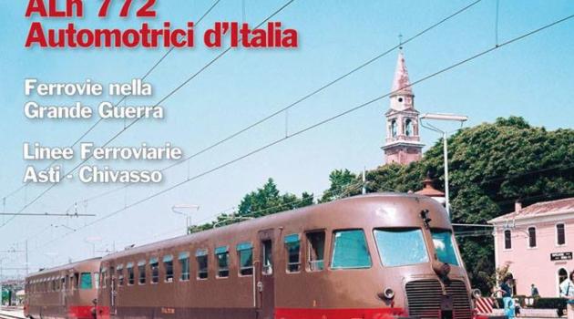 In edicola tuttoTRENO & STORIA 34 – novembre 2015