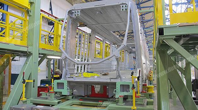 Alstom: avviata la produzione della metropolitana di Riyad in Arabia Saudita