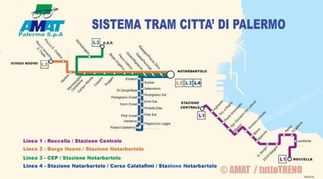Palermo: e tram sia!!!