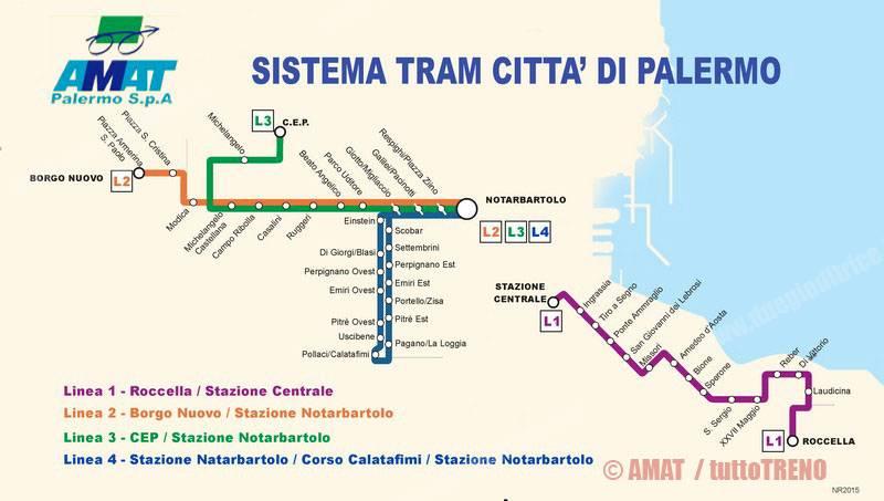AMAT-Palermo-Mappa-Linee-Tram