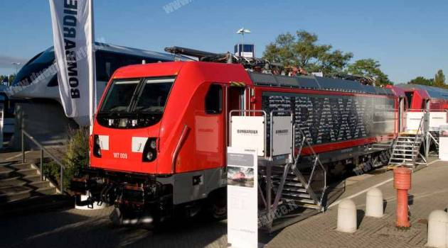Certificata in Germania la TRAXX AC3 Ultimo Miglio Bombardier
