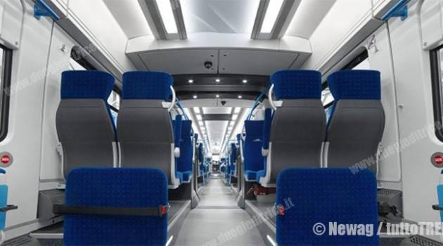 FSE: 5 nuovi treni da Newag