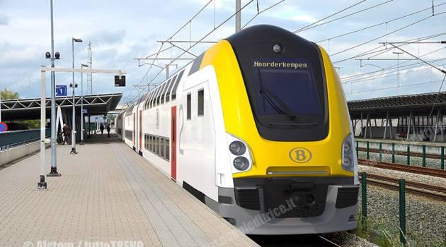 SNCB: 1.362 vetture da consorzio Bombardier – Alstom