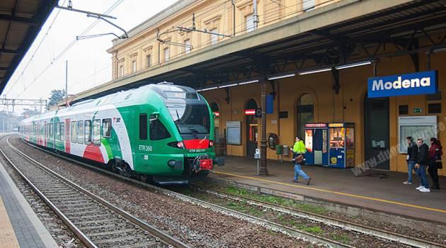 Presentati a Bologna gli ETR 350 Serie 1 TPER
