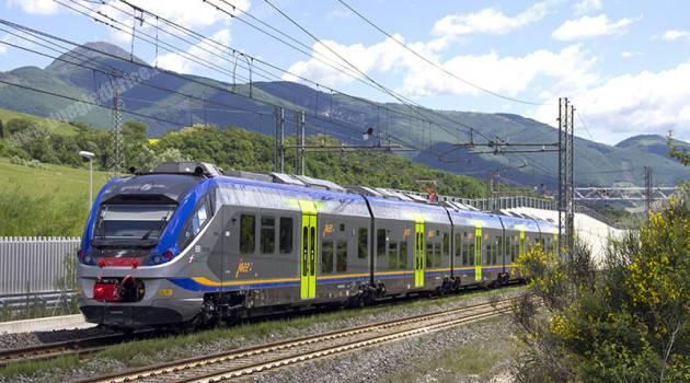 Trenitalia, 3 milioni di persone sui regionali a Ferragosto