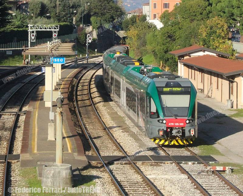 Ferrovienord: SSC su tutta la Brescia–Edolo