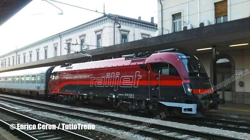 OBB_E190_018-livreaRailjet-EC31VeneziaWien-lineaUdineVenezia-Udine-2016-02-20-EnricoCeronIMG-20160220-WA0001_tuttoTRENO_wwwduegieditriceit