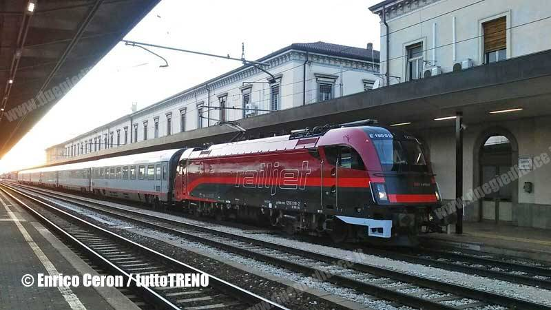 OBB_E190_018-livreaRailjet-EC31VeneziaWien-lineaUdineVenezia-Udine-2016-02-20-EnricoCeronIMG-20160220-WA0002_tuttoTRENO_wwwduegieditriceit