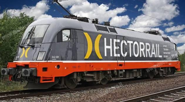 HectorRail, record di velocità Taurus in Danimarca