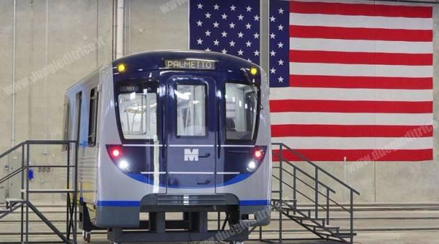 Hitachi Rail Italy apre uno stabilimento in Florida