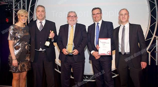 Bombardier riceve due premi a Londra