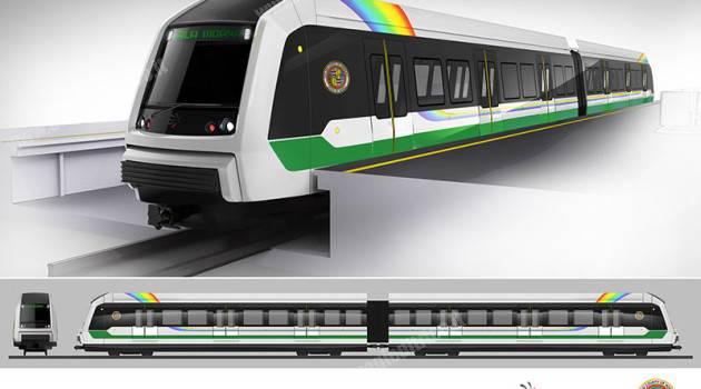HITACHI RAIL ITALY: completata la costruzione del primo treno della nuova metro di Honolulu