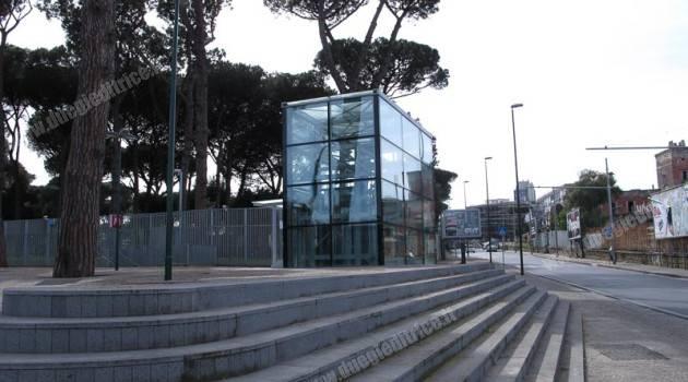 """Metro di Napoli: inaugurata la seconda uscita della Stazione """"Colli Aminei"""""""