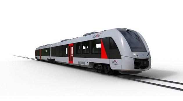 Alstom fornirà 52 treni regionali Coradia Lint ad Abellio