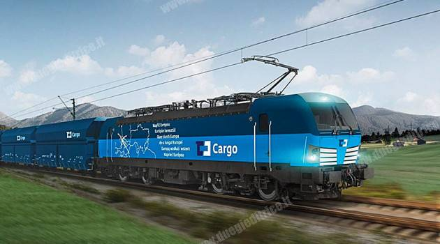 CD Cargo acquista 5 Vectron