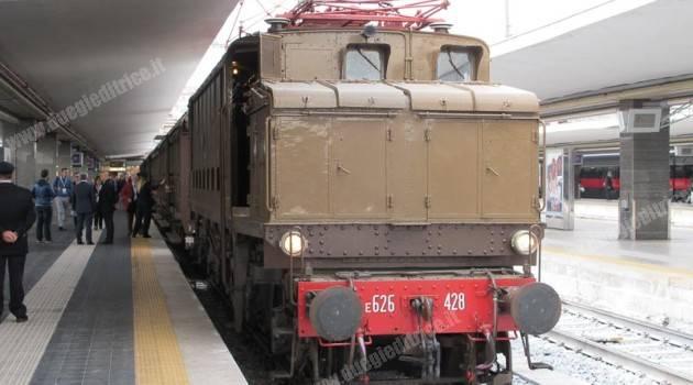 Pietrarsa: Stati Generali del Turismo dal 7 al 9 aprile al Museo Ferroviario