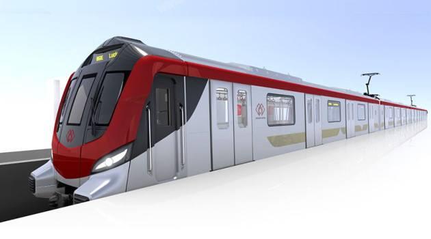 Alstom e LMRC svelano il design dei Metropolis per Lucknow in India