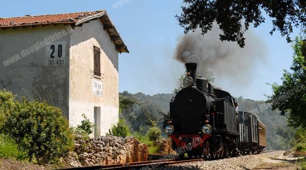 Sardegna: Trenino Verde assicurato fino al 2018