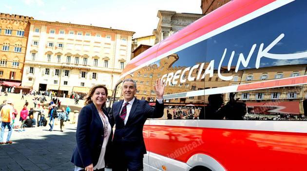 Freccialink: dopo Siena l'Alta Velocità Trenitalia raggiunge Perugia