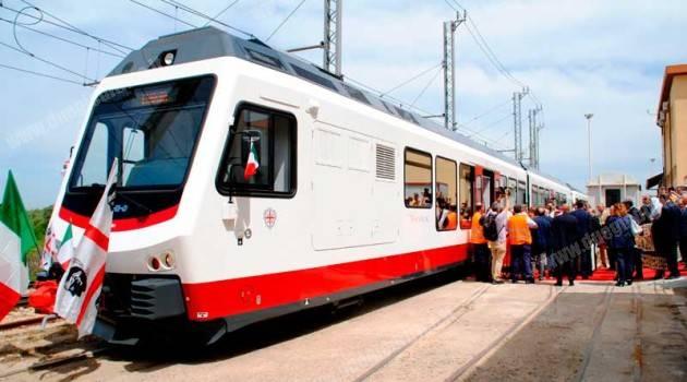 ARST: presentati i treni ADe Stadler