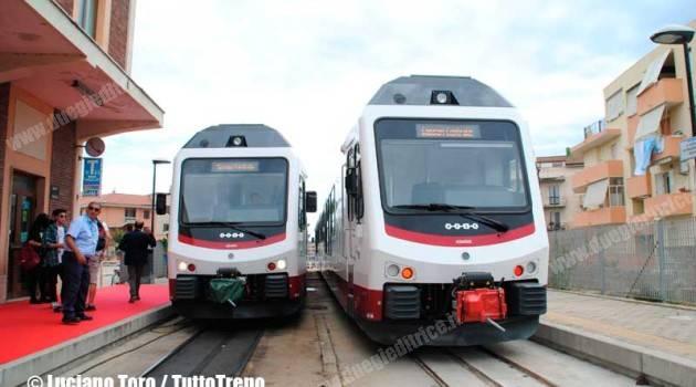 Sardegna, firmata convenzione per nuovi treni