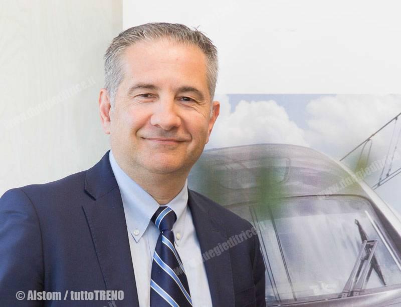 Alstom: Michele Viale Direttore Generale del Gruppo in Italia
