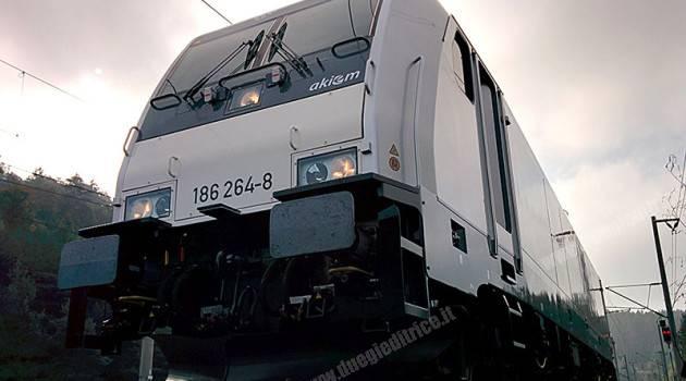 Akiem sigla un accordo quadro con Bombardier per 52 locomotive TRAXX