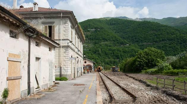 """""""Ferrovia del Tanaro"""", procedono le attività sulla linea in vista della riapertura a scopi turistici"""