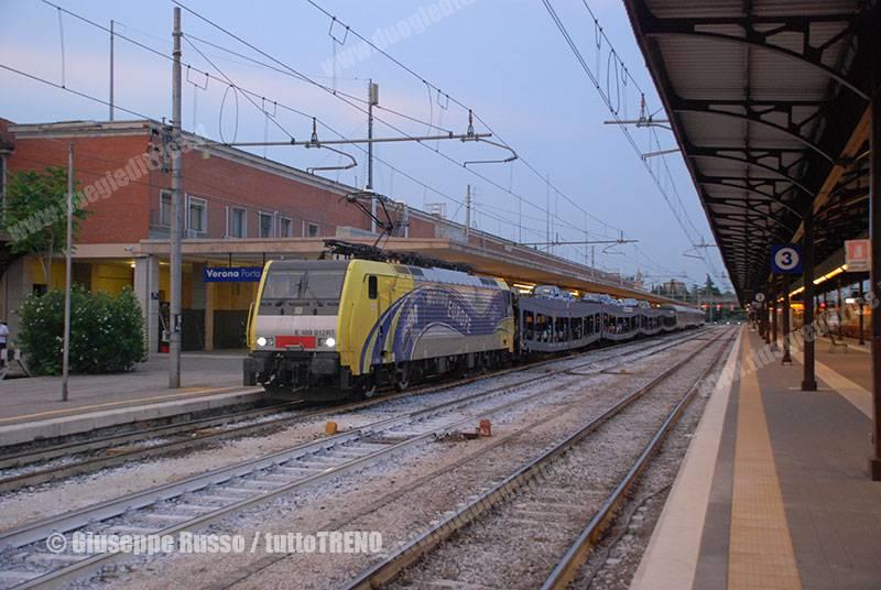 Autoslaap d sseldorf verona porta nuova - Partenze treni verona porta nuova ...
