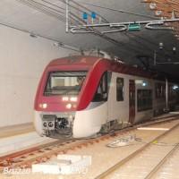 FTM: primo treno a Mezzana