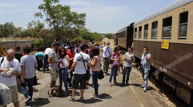A Rischio il Salento Express: Rotaie di Puglia scrive agli esponenti politici