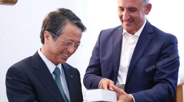 Accordo di Cooperazione tra FS Italiane e East Japan Railways