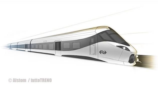 Alstom: Coradia IC per le ferrovie olandesi
