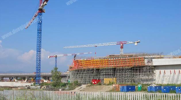RFI – Proseguono i lavori per la costruzione della stazione di Napoli – Afragola AV