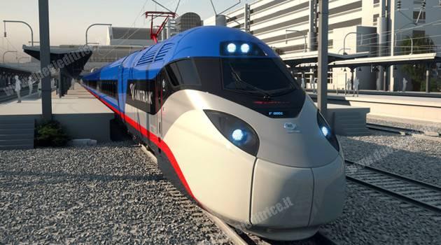 Alstom fornirà ad Amtrak la nuova generazione di  treni ad alta velocità