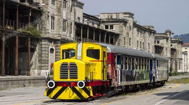 Trieste: stop alla corse del Trenino in Porto Vecchio