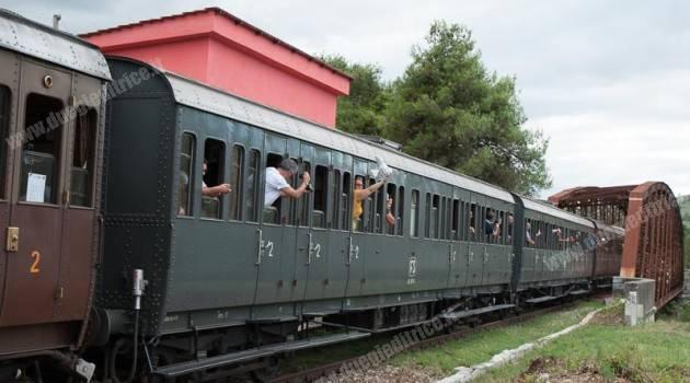 Riaperta a fini turistici la Avellino–Rocchetta