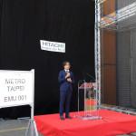 METRO_TAIPEI_Presentazione_GiuseppeFalcomata__SindacoRC_Hitachi_
