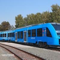 Alstom: prima prova di collaudo del Coradia iLint a idrogeno