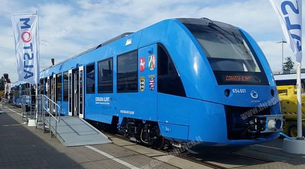 Innotrans 2016: Alstom presenta ILint