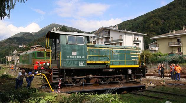 Varallo Sesia si prepara a festeggiare i 130 anni di ferrovia