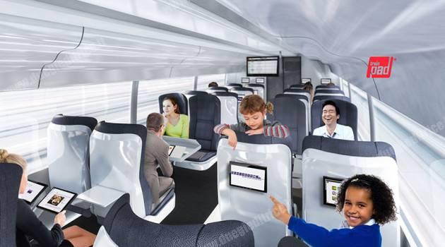 DOT SYSTEM A INNOTRANS 2016 PRESENTA TrainPAD