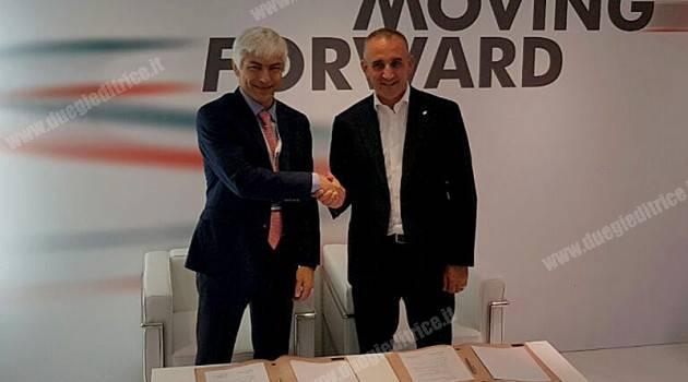 InnoTrans 2016: FS Italiane e Ferrovie Argentine firmano accordo di collaborazione