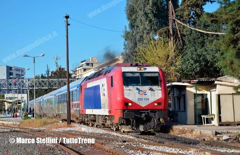 FS Italiane acquisiscono TrainOSE
