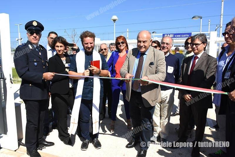 RFI-inaugurazione_fermata_Bari_Torre_Quetta-2016-09-29-Lepore_Gabriele-DSC_2042_tuttoTRENO_wwwduegieditriceit