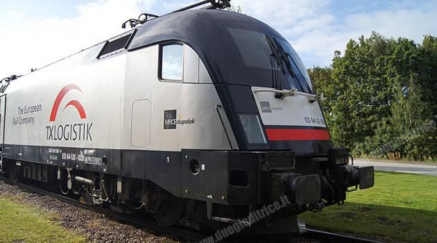 TX Logistik aumenta i collegamenti tra Padborg e Verona