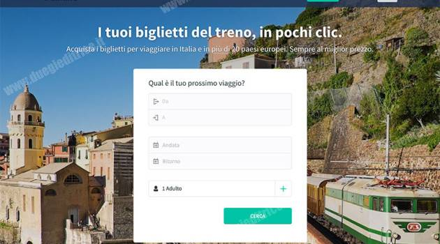 Captain Train diventa Trainline