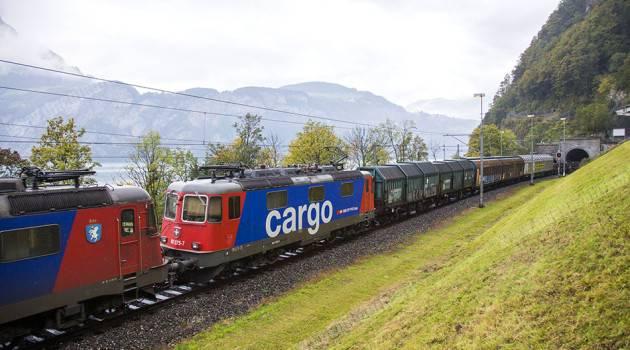 FFS Cargo ridefinisce la nuova cadenza oraria del traffico merci